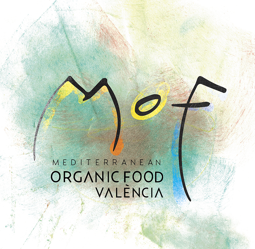 logo design for mediterranean organic food